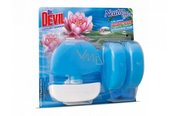 DEVIL WC BLOK 3x55ml LOTUS LAGOON(12)