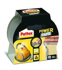 PATTEX POWER TAPE 50mmx10m, stříbrná(12)
