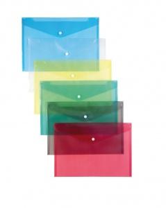 Plastové obálky s drukem