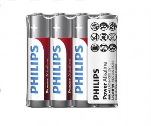 Baterie a svítilny