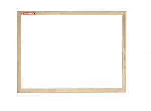 Magnetické tabule s dřevěným rámem