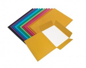 Papírové odkládací mapy