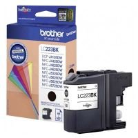 Inkoustová cartridge Brother LC-223BK, MFC-J4420DW, MFC-J4620DW, black, originál