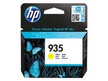 Inkoustová cartridge HP C2P22AE, Officejet 6812, 6815, 6230, yellow, No.935, originál
