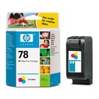 Inkoustová cartridge HP C6578DE color, No.78, 19 ml, originál