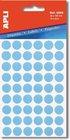 ETIK.APLI kul.13mm 175ks modrá
