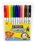 SUPER EASY MARKERS 2580/12        (10)